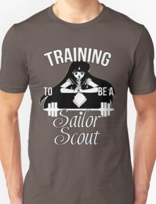 Training to be a Sailor Scout (Mars) T-Shirt