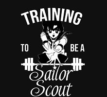 Training to be a Sailor Scout (Mercury) Unisex T-Shirt