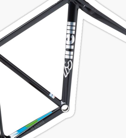 Cinelli Mash Histogram Sticker
