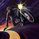 Chasing the line cafe speed racer by SFDesignstudio