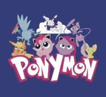 PonyMon: Friendship is captivation! by NerdCat