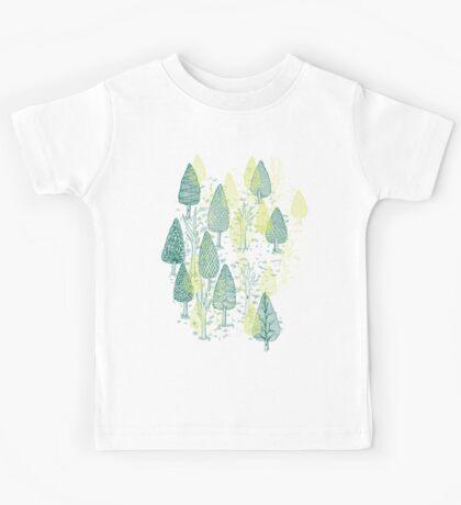 I LIKE TREES Kids Tee