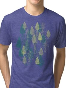 I LIKE TREES Tri-blend T-Shirt