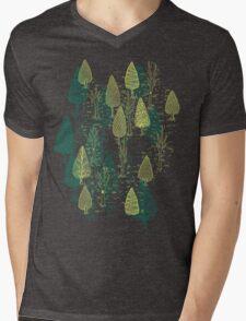 I LIKE TREES Mens V-Neck T-Shirt