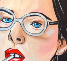 Dawn Weiner - Welcome to the Dollhouse  Sticker