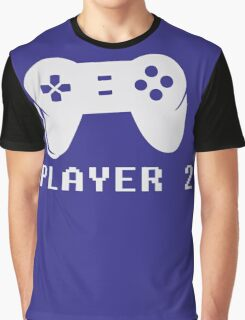 Video game player Graphic T-Shirt