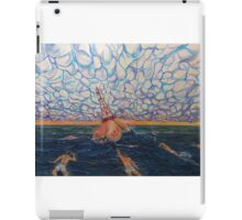Sea Buoy...or the calling of drives  iPad Case/Skin