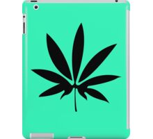 Weed Cannabis Marijuana iPad Case/Skin