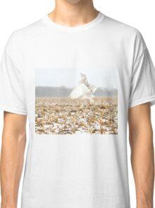 Goddess of the snowy fields Classic T-Shirt