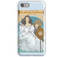 Labyrinthe iPhone Case/Skin