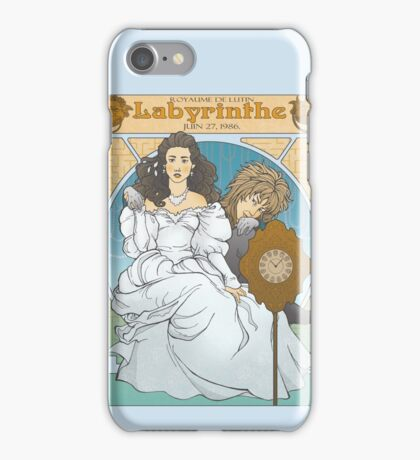 Labyrinthe iPhone Case/Skin