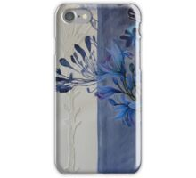 Agapantha garden series iPhone Case/Skin