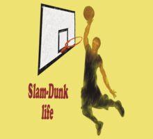 Slam-Dunk Life One Piece - Short Sleeve
