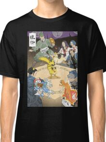 Old japan Pokemon Classic T-Shirt
