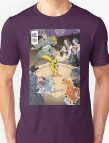 Old japan Pokemon Unisex T-Shirt