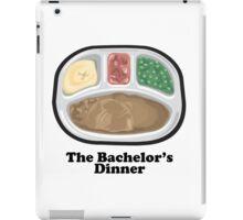 Funny Bachelors Dinner Frozentv Entree iPad Case/Skin