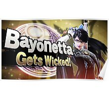 Bayonetta Gets Wicked! Poster