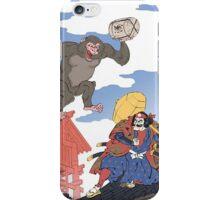 Old Japan Donkey Kong iPhone Case/Skin