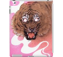 Pink Tiger iPad Case/Skin