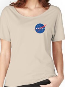 The Nasa Files  Women's Relaxed Fit T-Shirt