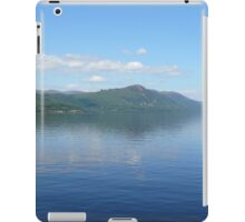 LOCH NESS iPad Case/Skin