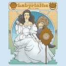 Labyrinthe by Christadaelia