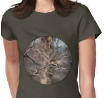 Patience, Rumi Womens Fitted T-Shirt