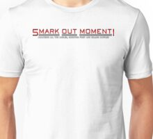 Smark Out Moment Logo (Red) Unisex T-Shirt