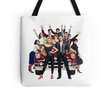 GREASE LIVE Tote Bag