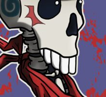 The Voodoo Cowboy Sticker Sticker