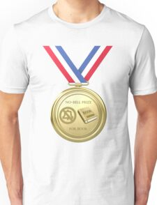 No-Bell Prize for Book T-Shirt
