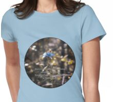 Dancing, Rumi Womens Fitted T-Shirt
