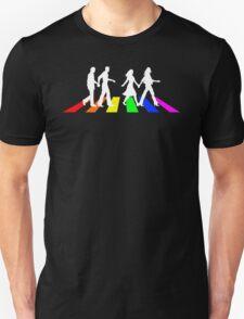 Abbey Pride white T-Shirt