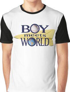 Boy Meets World Graphic T-Shirt