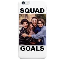 Boy Meets World Squad Goals iPhone Case/Skin