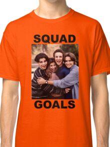 Boy Meets World Squad Goals Classic T-Shirt