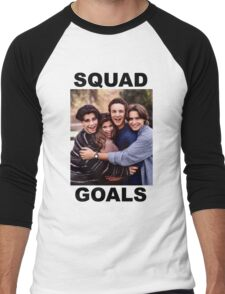 Boy Meets World Squad Goals Men's Baseball ¾ T-Shirt