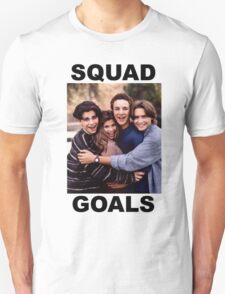 Boy Meets World Squad Goals T-Shirt