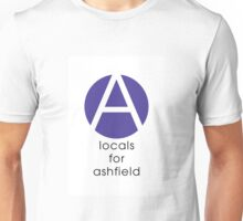 Locals4Ashfield Unisex T-Shirt