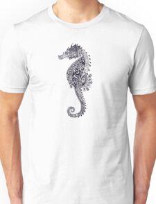 Seahorse Doodle Unisex T-Shirt