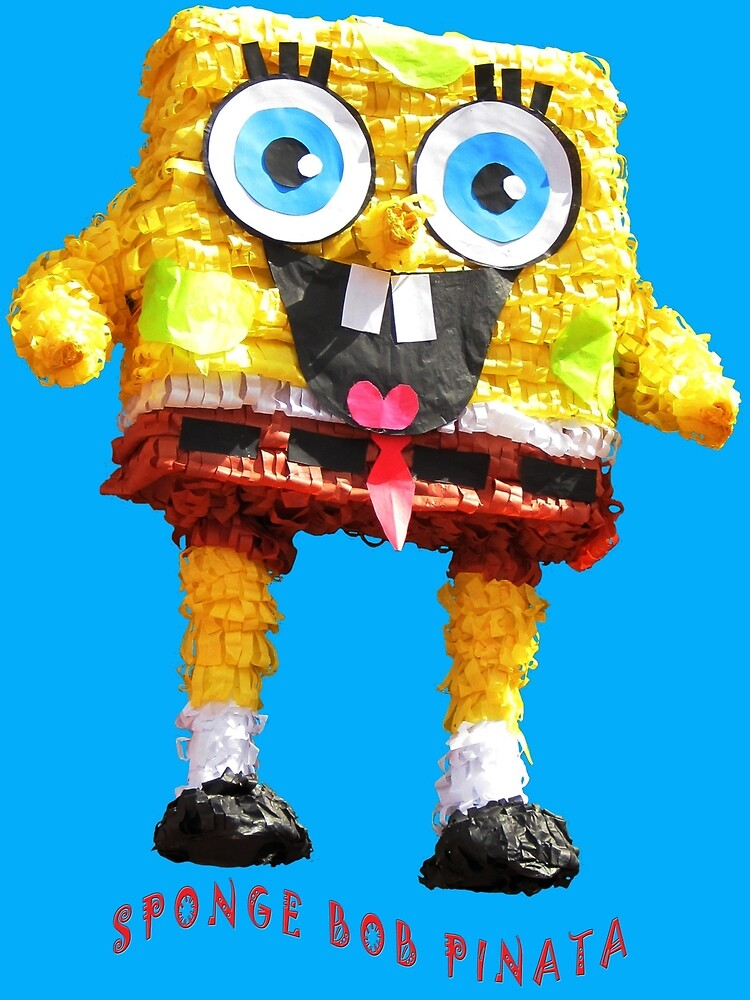 PINATA Sponge Bob Fun by DAdeSimone