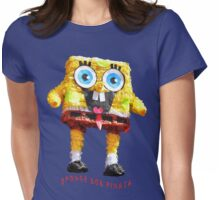 PINATA Sponge Bob Fun Womens Fitted T-Shirt