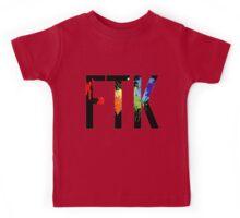 FTK Paint Kids Tee