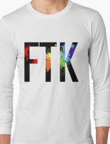 FTK Paint Long Sleeve T-Shirt