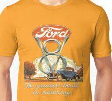 Ford V8 Unisex T-Shirt