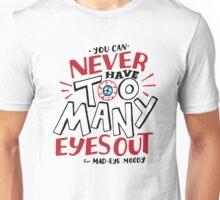 Listen to Moody Unisex T-Shirt