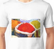 Indian Spices Unisex T-Shirt