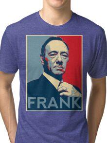 Hope for Frank! Tri-blend T-Shirt