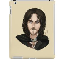 The Lord of The Rings: Aragorn/Strider iPad Case/Skin