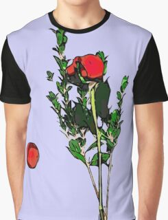 When The Last Petal Falls Graphic T-Shirt